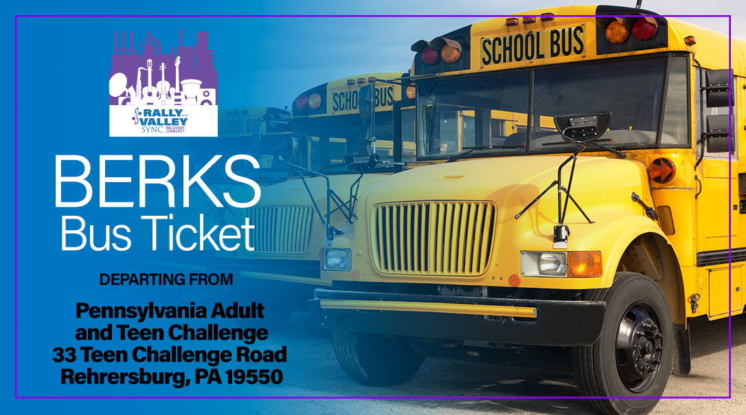 Berks County Bus Ticket