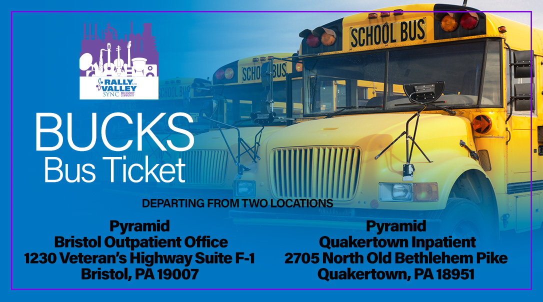 Bucks County Bus Tickets