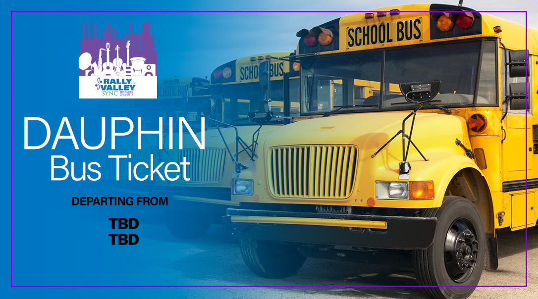 Dauphin County Bus Ticket Image