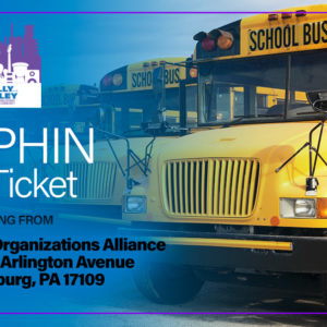 Dauphin County Bus Ticket