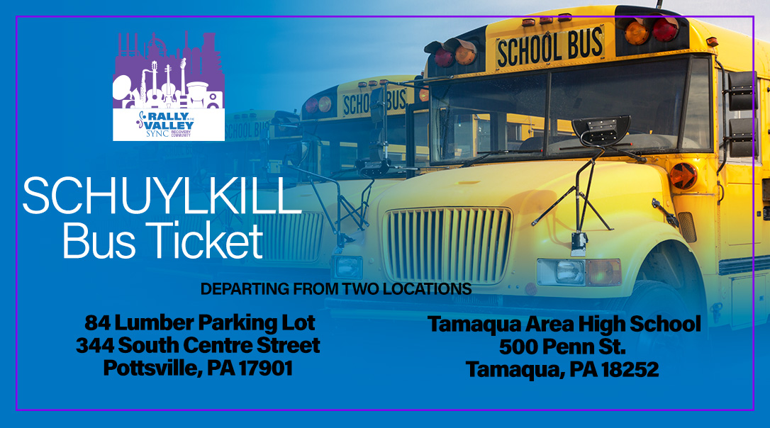 Schuylkill County Bus Tickets