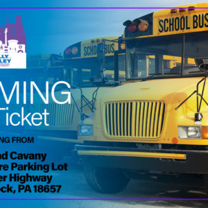 Wyoming County Bus Ticket image