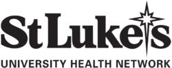 St Lukes University Health Network Logo