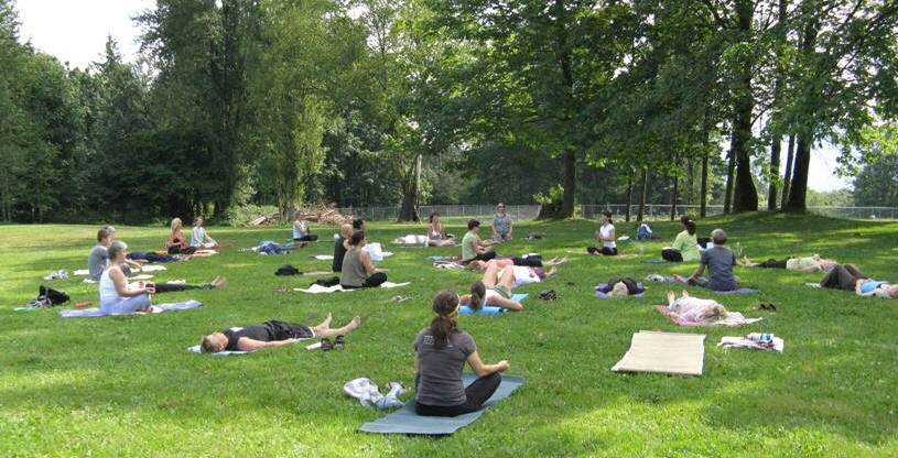 Sync with Y12SR-Lehigh Valley Yoga in the Park