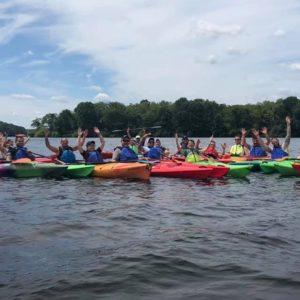 Kayak Lake Nockamixon