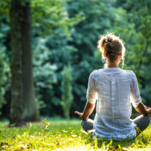 Spirituality with Yoga image