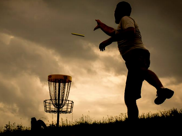 Disc Golf at Hanover Center 04.30.21