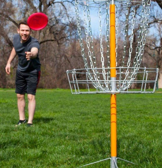 Sync Recovery Disc Golf-Moore Township