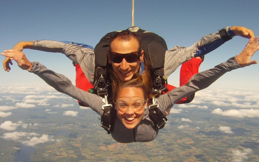 Sync Recovery Adventure-Sky Dive