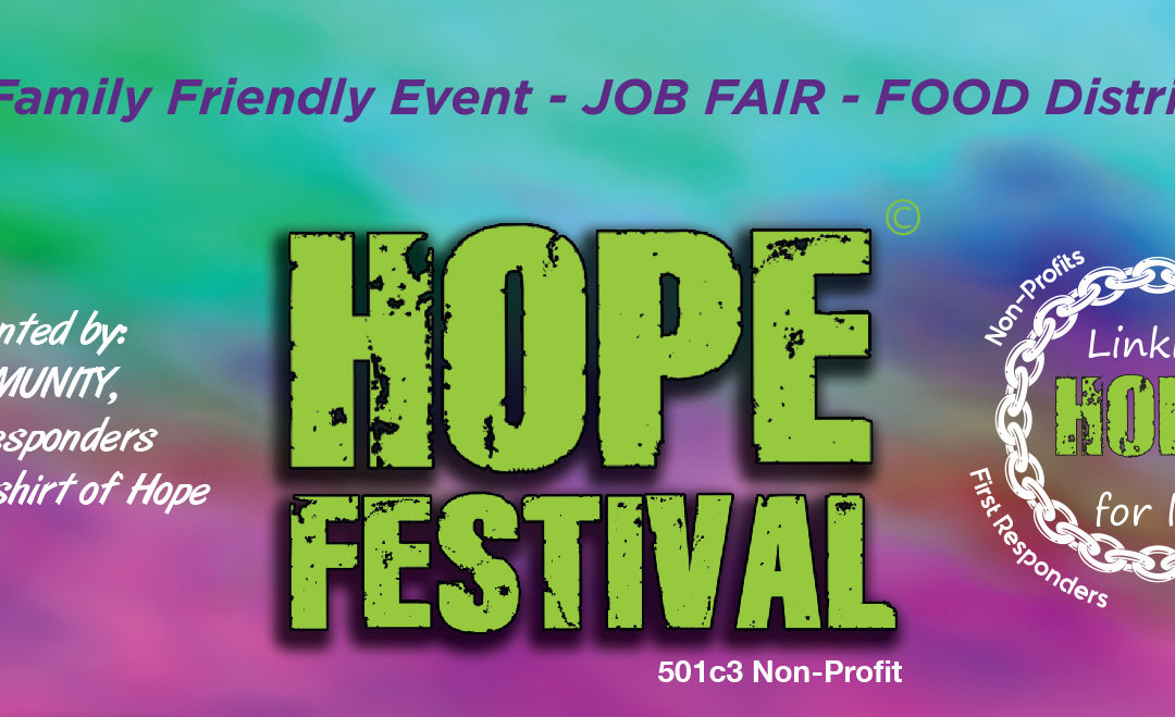 Sync Service at Hope Festival-Fun,Music,Food,Resources