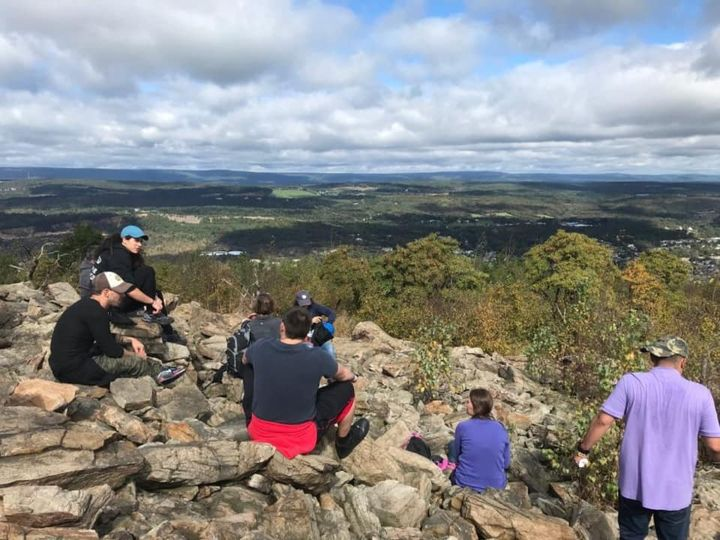 Sync Recovery Adventure-Hike the Lehigh Gap on the AT