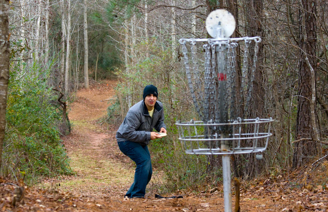 Disc Golf at Hanover Center