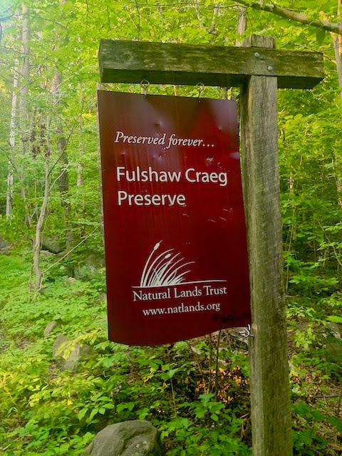 Fulshaw Craeg Preserve