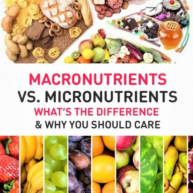 Macro & Micro Nutrients, Nutrition 101 Pt2,  With Cooking Demo