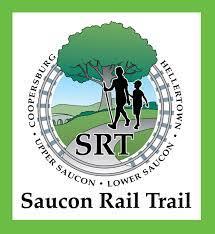 14 Mile Bike Ride Along the Scenic Saucon Rail Trail