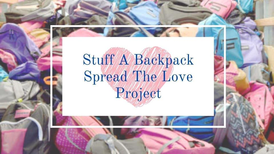 Stuff A Backpack Packing Party